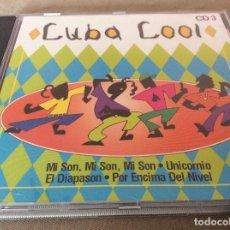 CDs de Música: CUBA COOL. CD3. 1999.. Lote 116822923