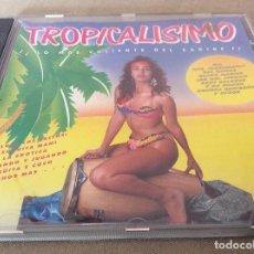 CDs de Música: TROPICALISIMO - LO MÁS CALIENTE DEL CARIBE. 1992.. Lote 116823519