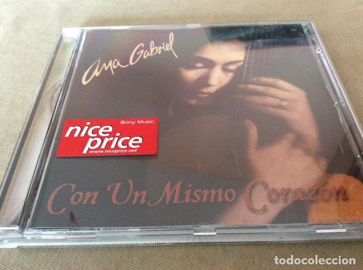 Ana Gabriel Con Un Mismo Corazon 1997 Con V Sold Through Direct Sale 116824463