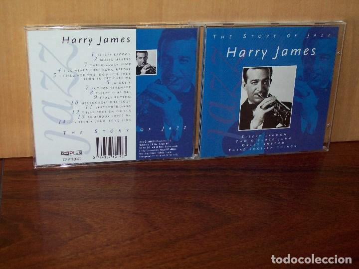 HARRY JAMES - THE STORY OF JAZZ - CD (Música - CD's Jazz, Blues, Soul y Gospel)