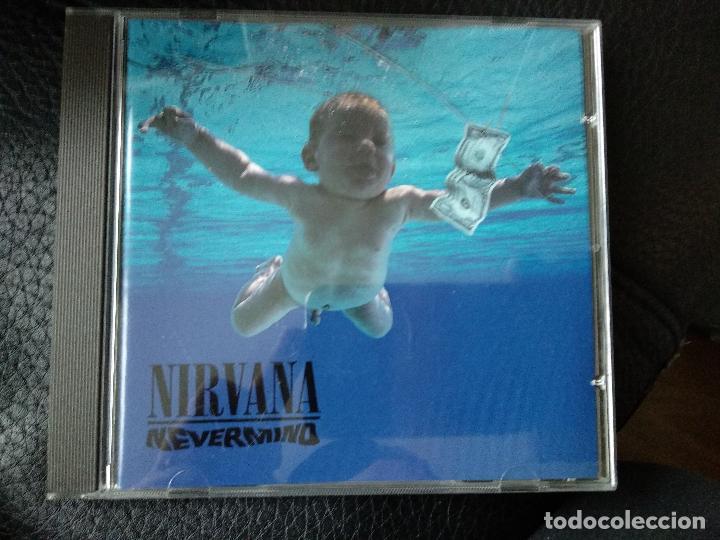 musicas do nirvana nevermind