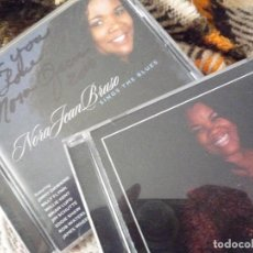 CDs de Música: NORA JEAN BRUSO-GOOD BLUES-SINGS THE BLUES. Lote 245204725