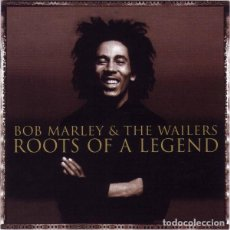 CDs de Música: BOB MARLEY AND THE WAILERS. ROOTS OF A LEGEND. CD + DVD PAL. TROJAN RECORDS 2004. Lote 116860863