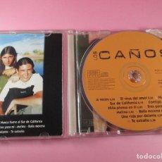 CDs de Música: CD-LOS CAÑOS-PEP´S-10 TEMAS-2000-PERFECTO ETADO-VER FOTOS. Lote 116873495