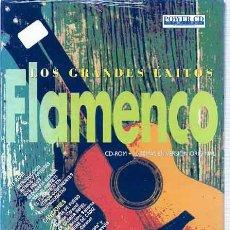 CDs de Música: LOS GRANDES ÉXITOS Nº 8 FLAMENCO (POWER CD) - CD LIBRO NUEVO. Lote 116881035
