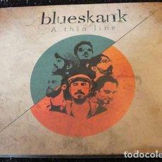CDs de Música: BLUESKANK - A THIN LINE - CD NUEVO. PRECINTADO -. Lote 116897759