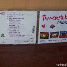 CDs de Música: TAMAGOTCHI MUSIC - CD . Lote 116941303