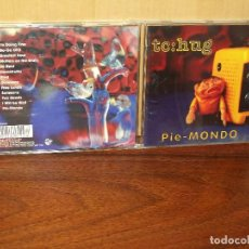 CDs de Música: TC:HUG - PIE - MONDO - CD . Lote 116949879