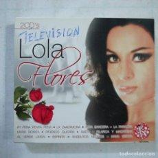 CDs de Música: LOLA FLORES - 2 CDS . Lote 116951415