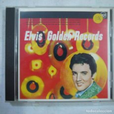 CDs de Música: ELVIS PRESLEY - ELVIS' GOLDEN RECORDS - CD 1993 . Lote 116955875