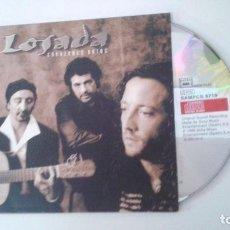 CDs de Música: LOSADA - CORAZONES ROTOS CD SINGLE PROMO CARTON. Lote 116956511