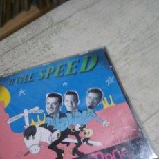 CDs de Música: SI MAGGIO BROS ROCKABILLY. Lote 116957875