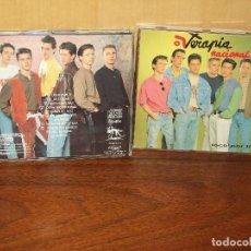 CDs de Música: TERAPIA NACIONAL - LOCO POR TI - CD. Lote 198311533