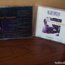 CDs de Música: JACK TEAGARDEN - JAZZ MASTERS - CD . Lote 116958587