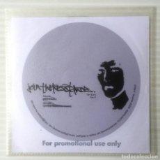 CDs de Música: TIM TOH. JOIN THE RESISTANCE PART I. PHILPOT, 2009. ELECTRONIC. DEEP HOUSE. PROMOCIONAL.. Lote 116991607