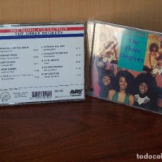 CDs de Música: THE THREE DEGREES - THE MAGIC COLLECTION - CD . Lote 117020951