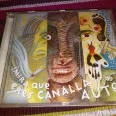 CDs de Música: ¡MIRA QUE ERES CANALLA AUTE! ARIOLA 2000 SERRAT ROSENDO JOSÉ MERCÉ SILVIO RODRÍGUEZ SABINA ANA BELÉN. Lote 117035623