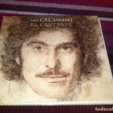 CDs de Música: ANDRÉS CALAMARO EL CANTANTE CD GASA DRO 2004. Lote 117038287