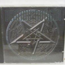 CDs de Música: DIMMU BORGIR - DESTROYING TILBURG 2001 - NUMERADO - MUY RARO CD COMPLETAMENTE NEGRO - 2006 - EX+/EX+. Lote 117054259