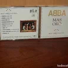 CDs de Música: ABBA - MAS ORO - MAS EXITOS - CD . Lote 117065187