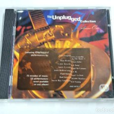 CDs de Música: THE UNPLUGGED COLLECTION: VOLUME ONE CD. Lote 117071319