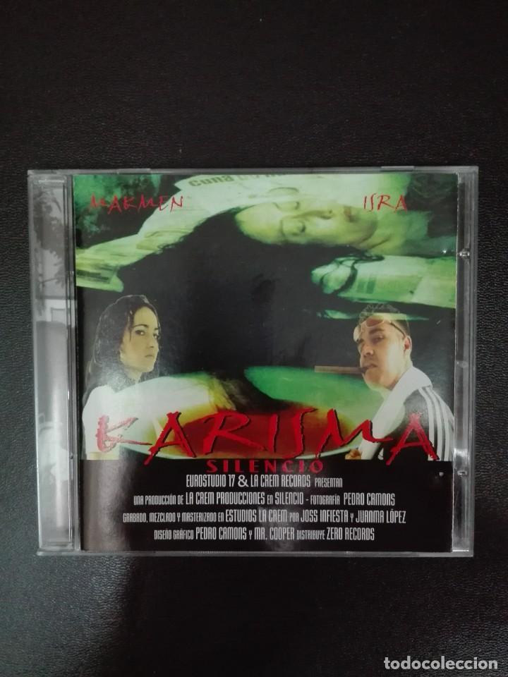 KARISMA -SILENCIO MAKMEN ISRA MAKEI HIJOS TERCERA OLA (Música - CD's Hip hop)