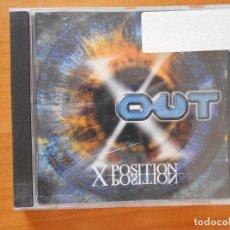 CDs de Música: CD OUT - X-POSITION (Y6). Lote 117118331