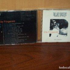 CDs de Música: ELLA FITZGERALD - JAZZ MASTERS - CD . Lote 117119167