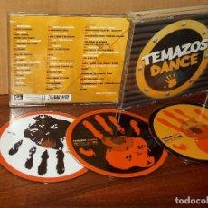 CDs de Música: TEMAZOS DANCE - TRIPLE CD . Lote 117136883