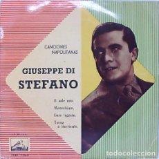 CDs de Música: GIUSEPPE DI STEFANO O SOLE MIO. Lote 117150663