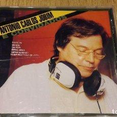 CDs de Música: ANTONIO CARLOS JOBIM / E CONVIDADOS / CD - VERVE RECORDS - BRASIL / 12 TEMAS / LUJO.. Lote 117202935