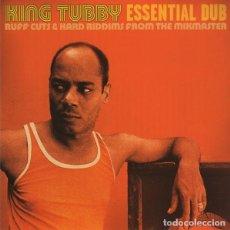 CDs de Música: KING TUBBY - ESSENTIAL DUB (RUFF CUTS & HARD RIDDIMS FROM THE MIXMASTER) -DUB REGGAE. Lote 117234883