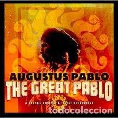 CDs de Música: AUGUSTUS PABLO -- THE GREAT PABLO -DUB REGGAE. Lote 117235055