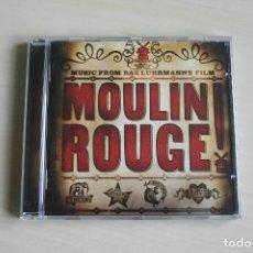 CDs de Música: CD MOULIN ROUGE. Lote 117235567
