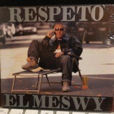 CDs de Música: EL MESWY-RESPETO-DIGIPACK-PRECINTADO NUEVO. Lote 117242924