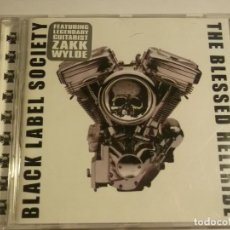 Musik-CDs - BLACK LABEL SOCIETY-THE BLESSED HELLRIDE - 117246743