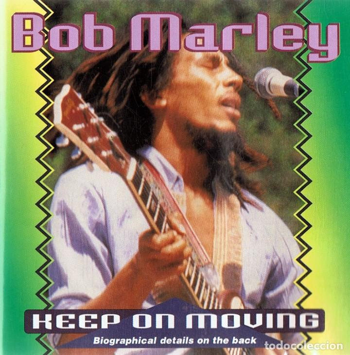 BOB MARLEY ¨KEEP ON MOVING¨ (CD) (Música - CD's Reggae)