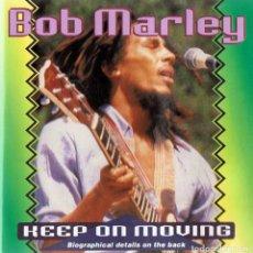 CDs de Música: BOB MARLEY ¨KEEP ON MOVING¨ (CD). Lote 117287387