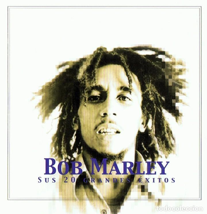 BOB MARLEY SUS 20 GRANDES ÉXITOS (CD) (Música - CD's Reggae)