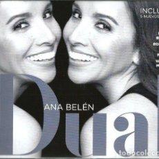 CDs de Música: DOBLE CD ANA BELEN : DUAL ( CON AUTE, SABINA, CHAVELA VARGAS, SERRAT, ESTOPA, MIGUEL RIOS, ROZALEN, . Lote 117289407