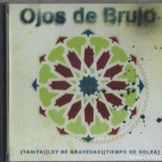 CDs de Música: OJOS DE BRUJO CD RAREZA **(ATENCION COMPRA MINIMA 15 EUR). Lote 117318359