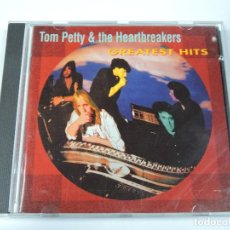 CDs de Música: TOM PETTY & THE HEARTBREAKERS - GREATEST HITS CD. Lote 117327371