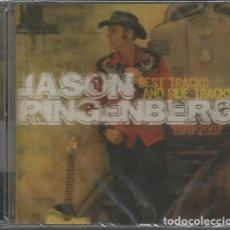 CDs de Música: BEST TRACKS AND SIDE TRACKS - JASON RINGENBERG / CD / PRECINTADO (REF.148). Lote 117333727