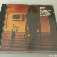 CDs de Música: SYD BARRETT - THE MADCAP LAUGHS (CD, 1990, EMI). Lote 117350188