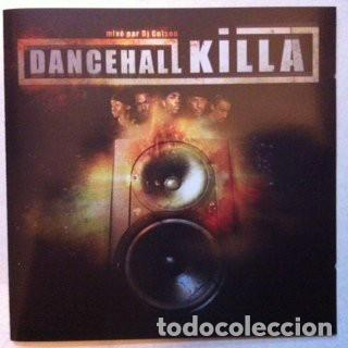 DJ CUTSON - DANCEHALL KILLA - CD PRECINTADO (Música - CD's Reggae)