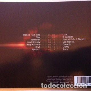 CDs de Música: Dj Cutson - Dancehall Killa - CD Precintado - Foto 2 - 117356819
