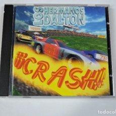 CDs de Música: LOS HERMANOS DALTON - CRASH CD . Lote 117389259