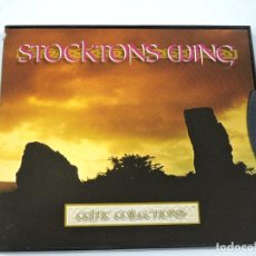 CDs de Música: STOCKTONS WING - CELTIC COLLECTIONS CD. Lote 117391195
