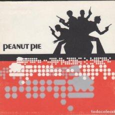 CDs de Música: PEANUT PIE CD 1996 COSMOS RECORDS. Lote 117398291