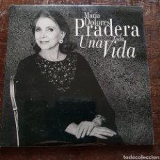 CDs de Música: MARÍA DOLORES PRADERA. TODA UNA VIDA. CD SINGLE. SERDISCO. 1994. Lote 133249526